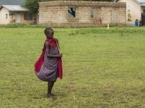 Young Maasai